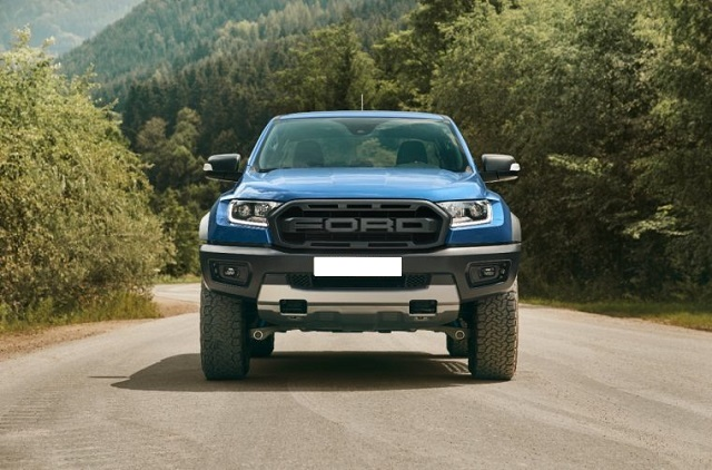2021 Ford Ranger Raptor Engine USA