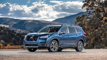 2021 Subaru Ascent Changes