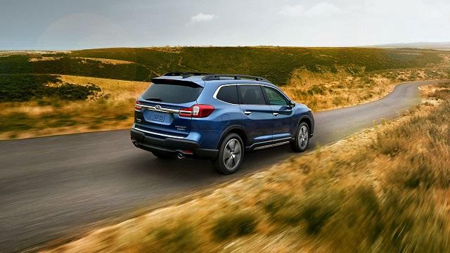 2021 Subaru Ascent Release Date