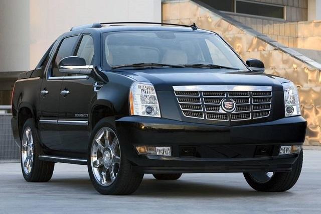 2021 Cadillac Escalade EXT First Generation