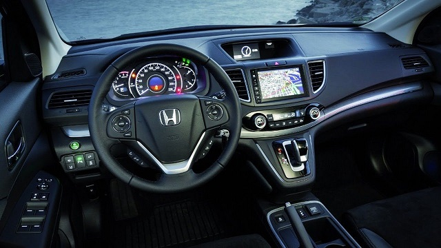 2021 Honda HR-V Interior