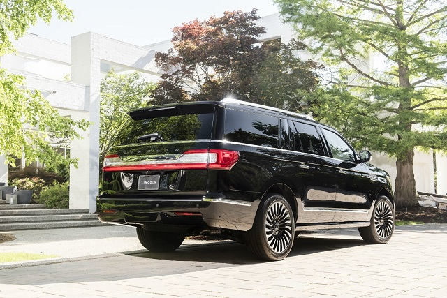 2021 Lincoln Navigator Release Date