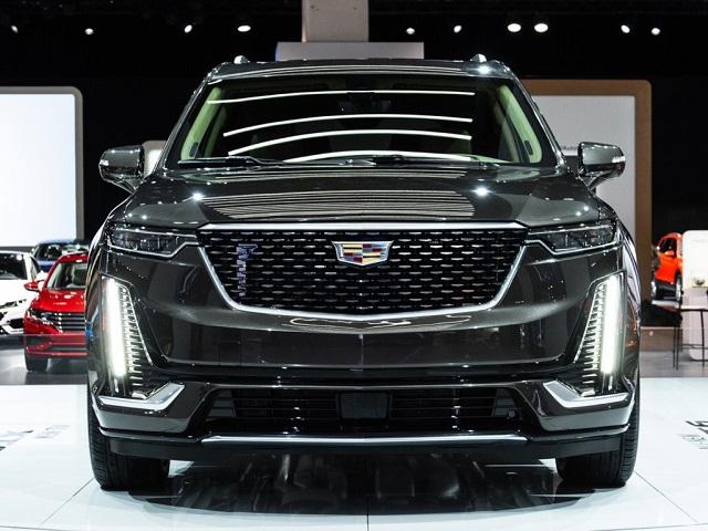 2021 Cadillac Escalade EXT front