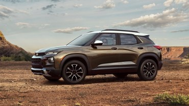 2021 Chevy Trailblazer specs