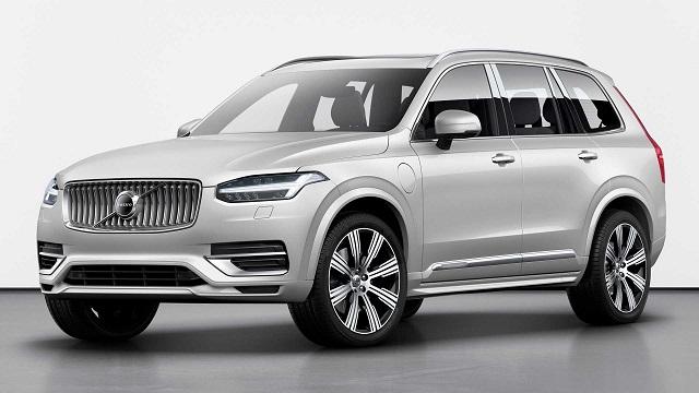 2021 Volvo XC90 Will Feature Level 4 Autonomous Driving ...