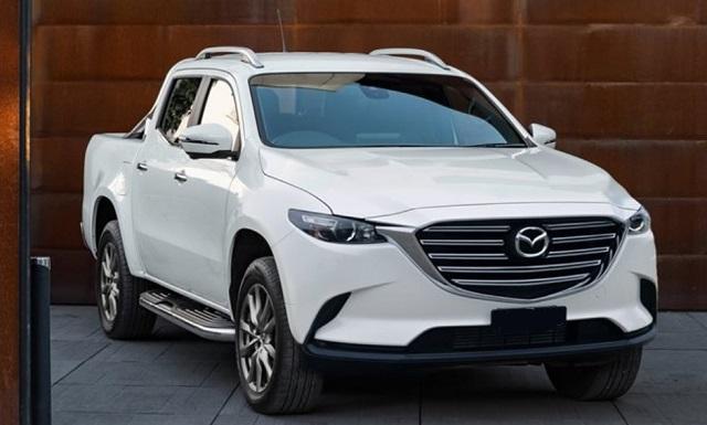 2021 Mazda BT-50 Redesign