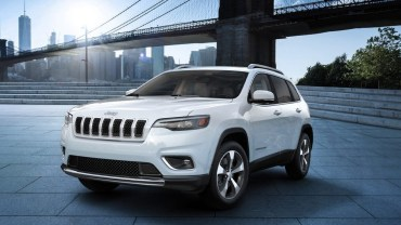 2021 Jeep Cherokee main