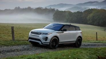 2021 Ranger Rover Evoque Specs