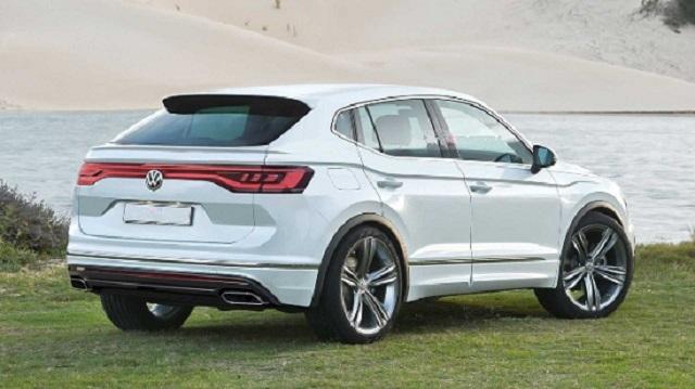 2021 VW Tiguan Render