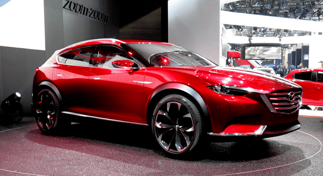 2021 Mazda CX-7