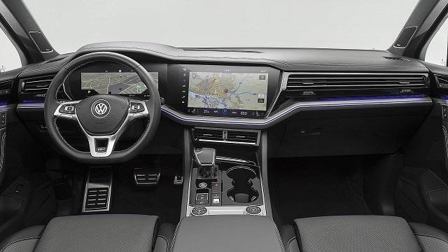 2021 VW Touareg Interior