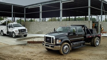 2021 Ford F-650 featured