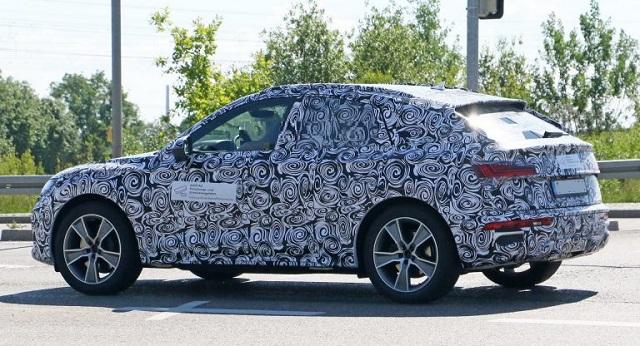 2021 Audi Q5 facelift