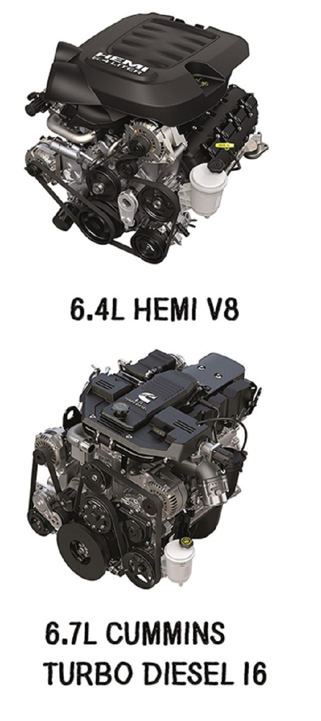 2021 Ram 3500 diesel