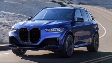 2022 bmw x5 facelift