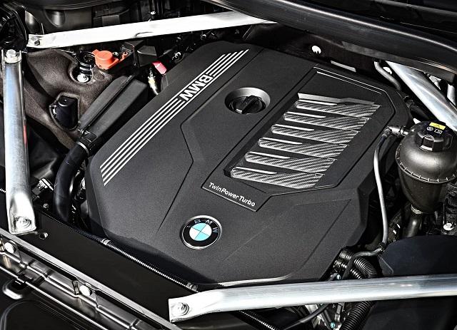 2021 BMW X8 specs