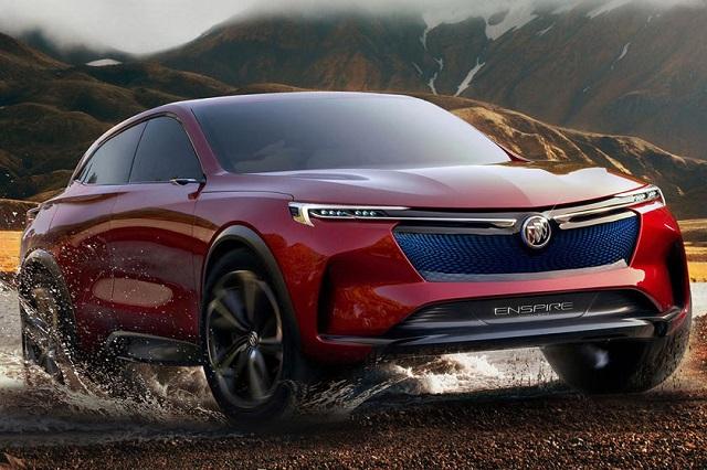 2021 Buick Enspire
