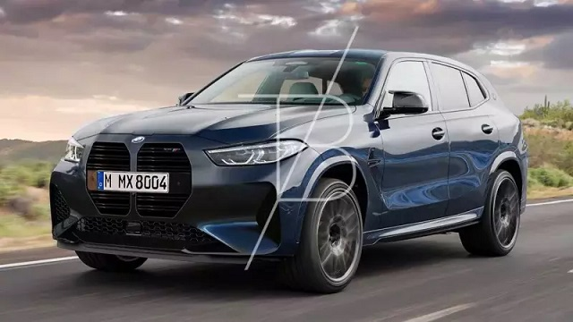 is this 2021 BMW X8