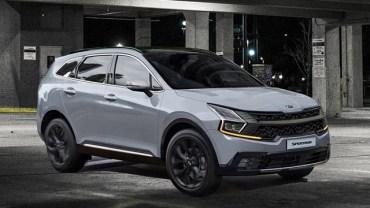 2022 Kia Sportage Hybrid