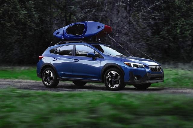 2022 Subaru Crosstrek sport