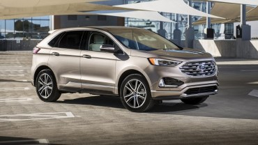 2022 Ford Edge st