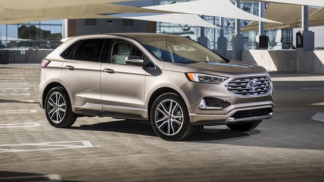 2022 Ford Edge st