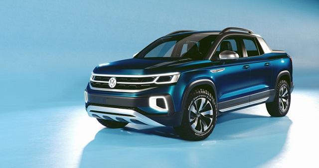2022 VW Amarok concept