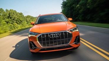 2022 Audi Q3 specs