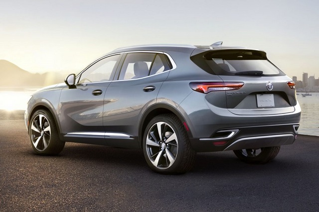 2022 Buick Envision Features