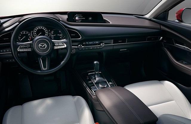 2022 Mazda CX-30 Interior