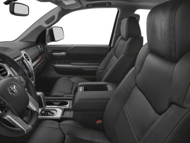 2020 Toyota Tundra Changes Interior