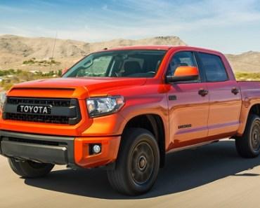 2020 Toyota Tundra Colors