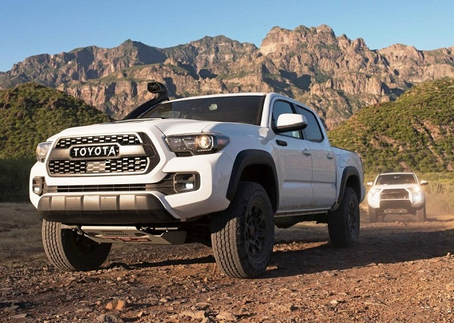 Toyota Diesel Truck >> 2020 Toyota Tacoma Diesel Is Coming This Year 2020 2021 Toyota