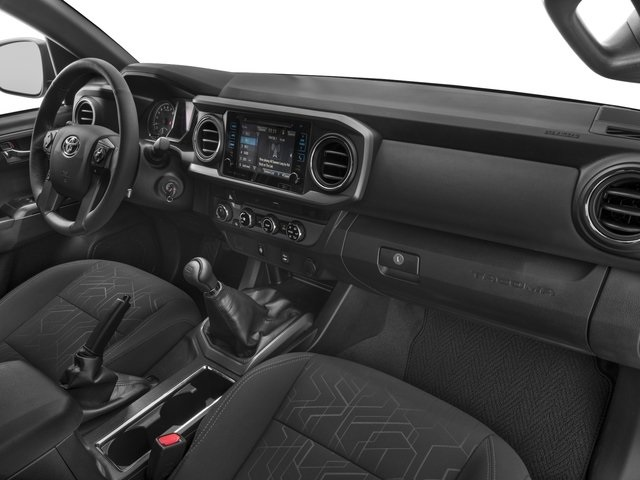 2020 Toyota Tacoma changes interior