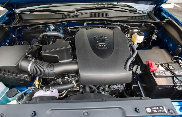 2020 Toyota Tacoma engine V6