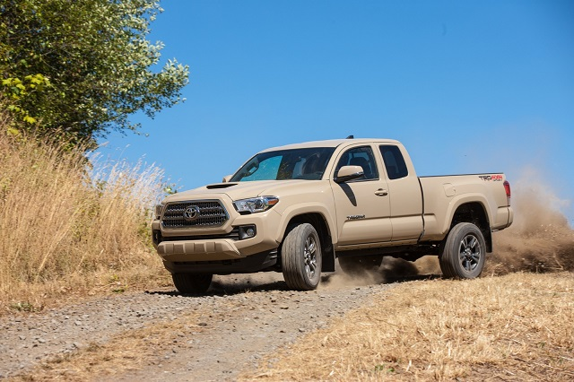 2020 Toyota Tacoma release date