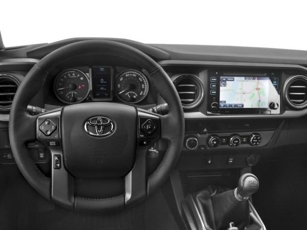 2020 Toyota Tacoma TRD Sport Interior