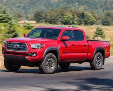 2020 Toyota Tacoma rumors