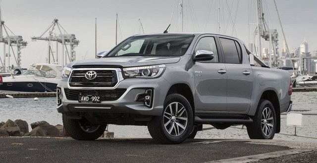 2020 toyota hilux diesel and 4x4 - 2020 / 2021 toyota tundra