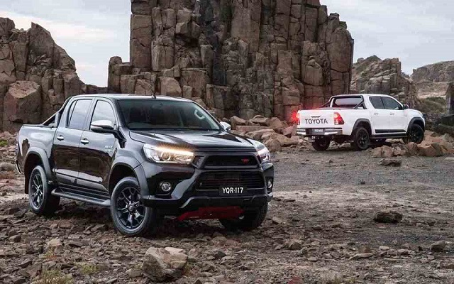 2020 Toyota Hilux USA release date