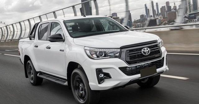 2020 Toyota Hilux USA
