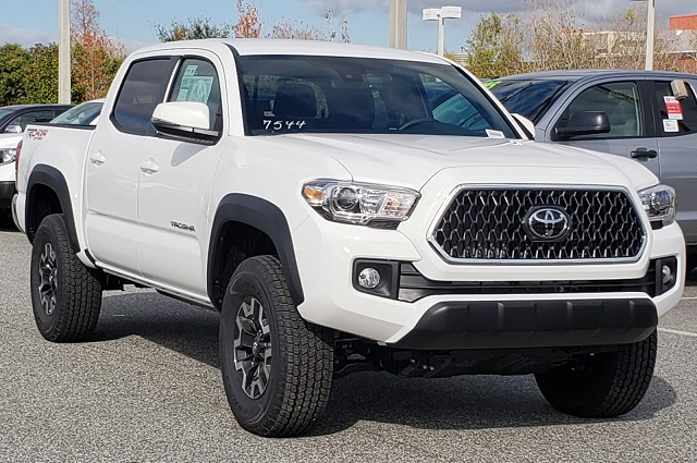 2020 Toyota Tacoma TRD Off-Road Specs, Diesel, Price ...