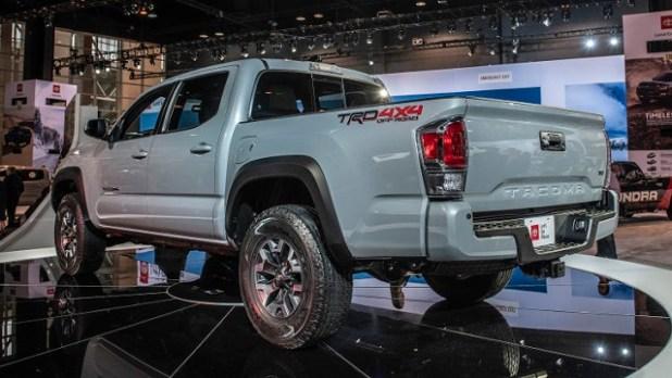 Toyota Tacoma Concept