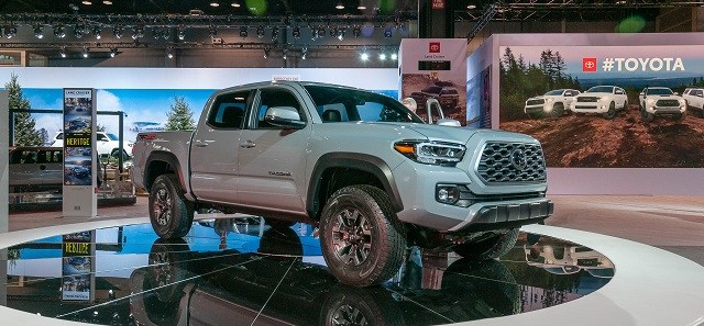 2020 Toyota Tacoma Concept