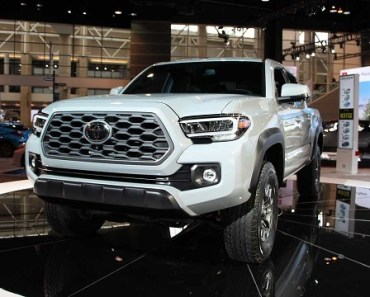 2020 Toyota Tacoma Diesel Release Date