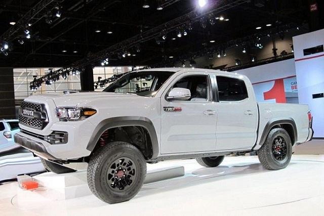 2020 Toyota Tacoma Diesel TRD Pro specs
