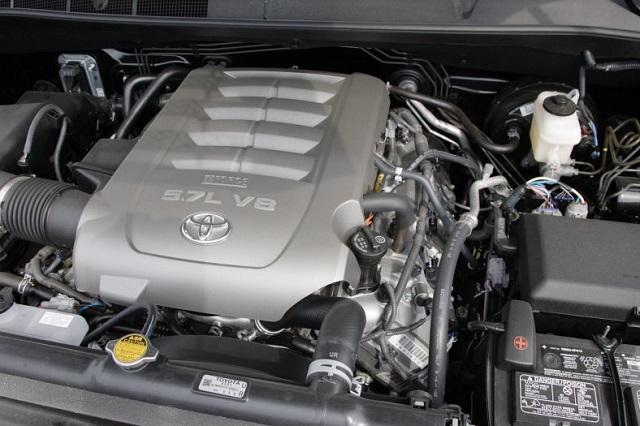 2021 Toyota Tundra news V8