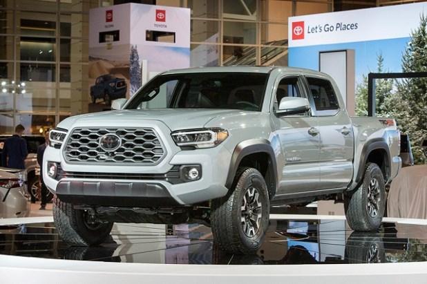 2022 Toyota Tacoma Hybrid