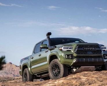 2022 Toyota Tundra Rumors