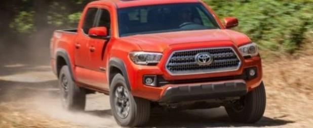2022 Toyota Tacoma Mexico